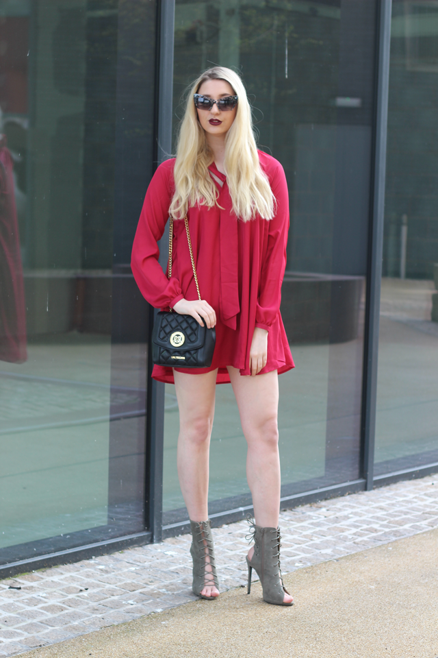 best red dresses high street blog