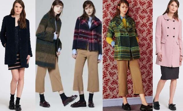 collezione pennyblack moda donna autunno-inverno 2016/17, i cappotti