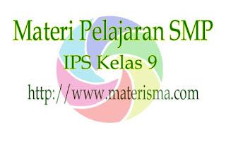 IPS Kelas 9
