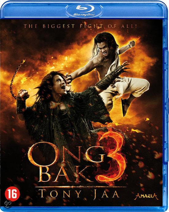 Ong bak 3 with tony jaa.