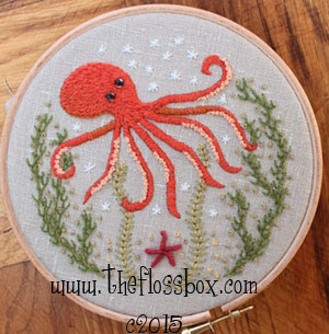 http://www.theflossbox.com/store/pattern/octopus-crewel-embroidery