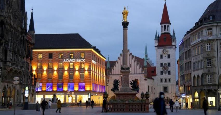 Alemania confirma más de 10 mil casos de coronavirus