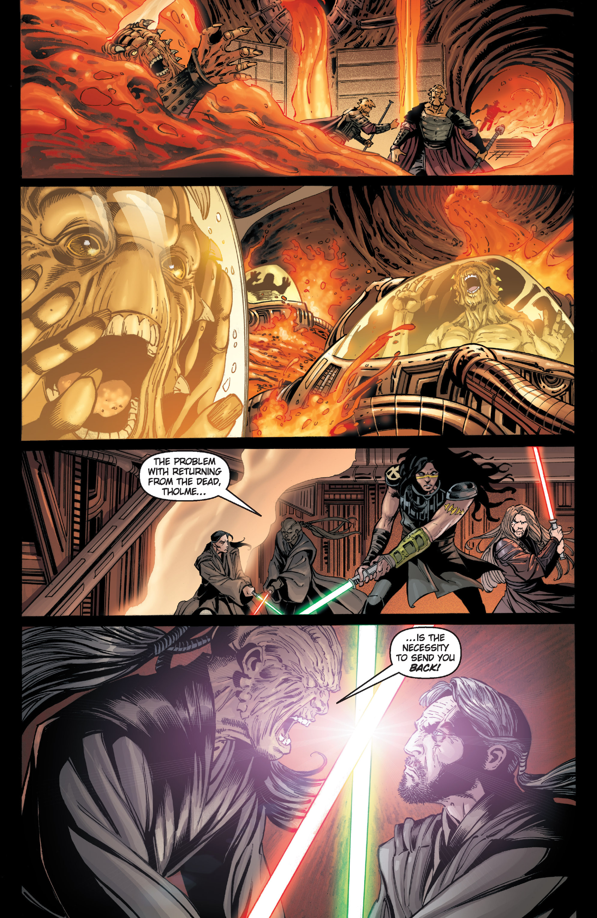 Read online Star Wars Omnibus comic -  Issue # Vol. 26 - 321