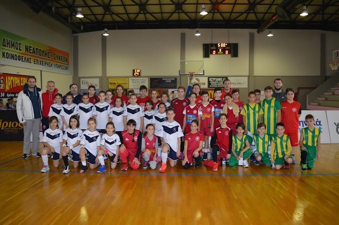 Ξεκίνησε το 6ο XMAS Basketball Tournament του Παναθλητικού Πειραματικού- Φωτορεπορτάζ