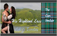 His Highland Lass Cover with Plaid