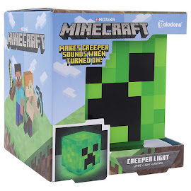 Minecraft Creeper Light Paladone Item