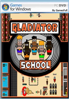 Gladiator School PC Full [Descargar ISO] [MEGA]