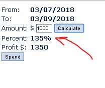 Cara Cepat Dapat 1350 Dollar Per Dua Hari