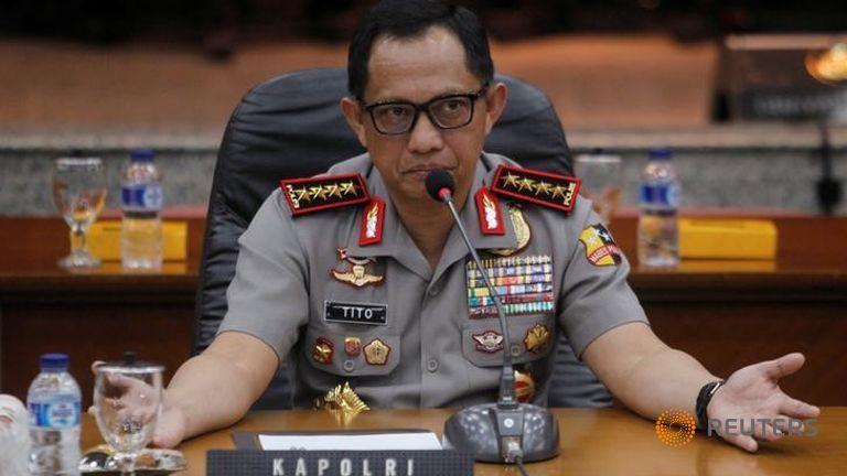 Polisi Mencurigai Demo 2 Desember 2016 Di Tunggangi Oleh Pihak Ketiga