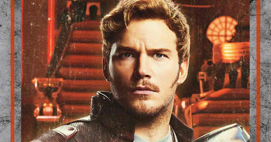 Look on the Guardians of the Galaxy Vol 2 character posters