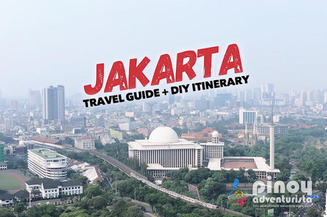 JAKARTA TRAVEL GUIDE BLOGS DIY ITINERARY TOURIST SPOTS THINGS TO DO
