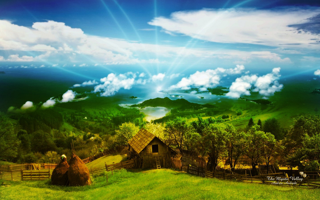 HD Wallpapers: Beautiful Landscape Wallpapers Desktop