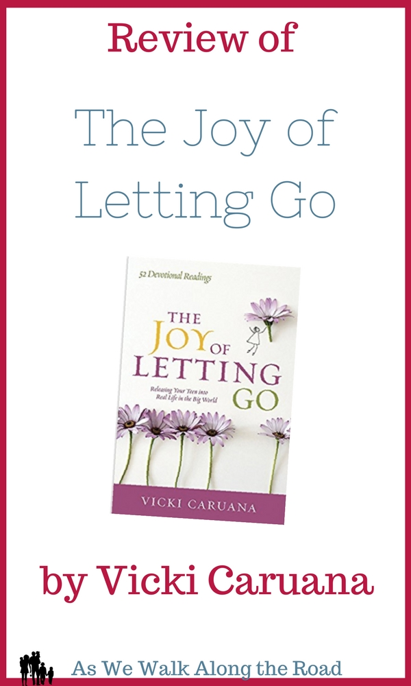 Review of The Joy of Letting Go