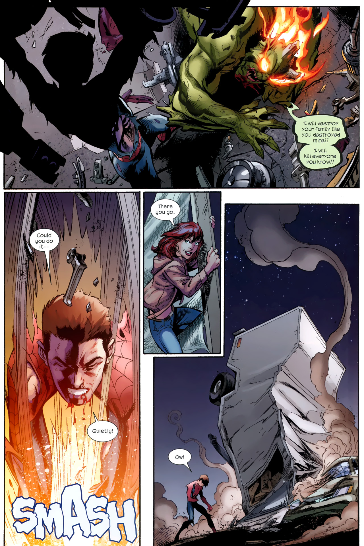 Read online Ultimate Spider-Man (2009) comic -  Issue #160 - 24
