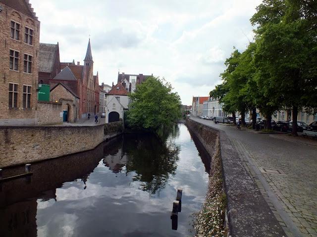 que ver en el centro de Brujas y sus canales