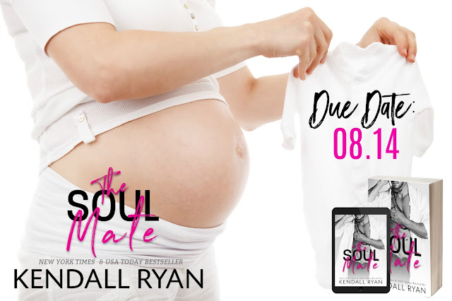 [Cover Reveal] THE SOUL MATE by Kendall Ryan @KendallRyan1 @InkSlingerPR