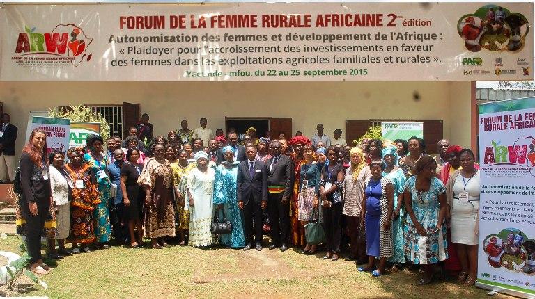 Forum de la Femme Rurale Africaine 2e edition