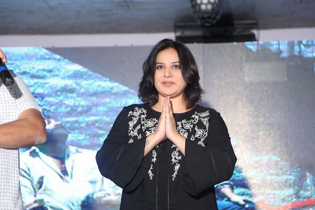 Pooja Gandhi At Dandupalyam 2 Press Meet Gallery