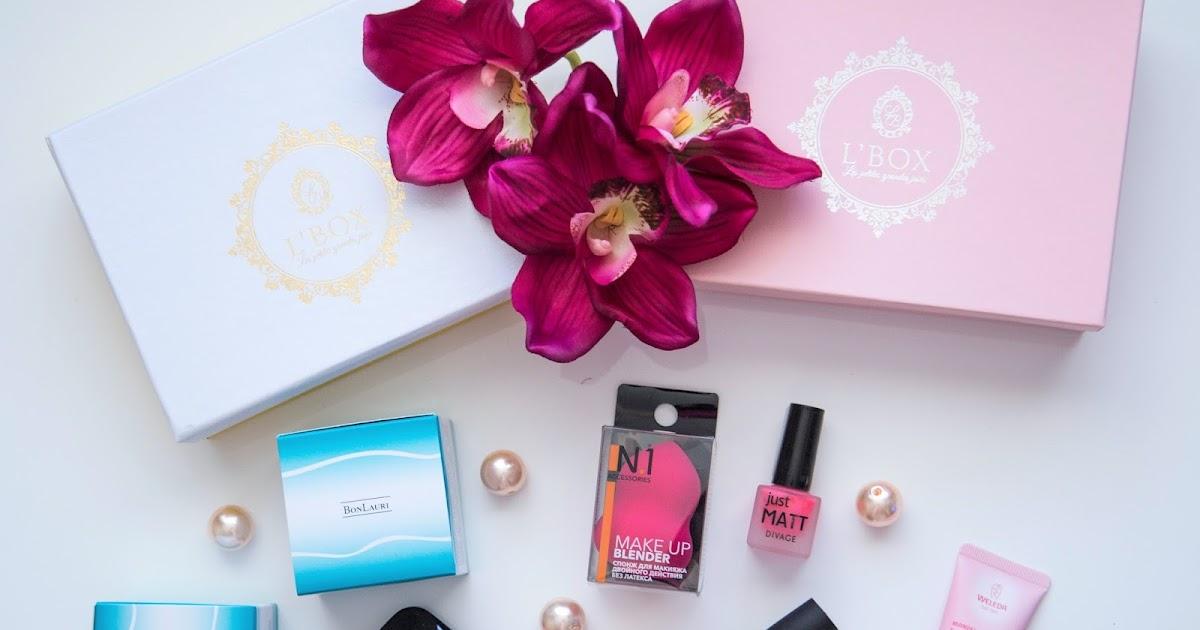 Лето с L'box и NewBeautyBox - Shoponista