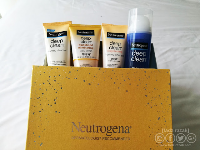 Neutrogena Deep Clean