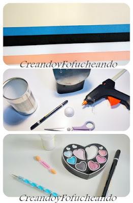 materiales-portalápices-fofucha-gorjuss-paso-a-paso-creandoyfofucheando
