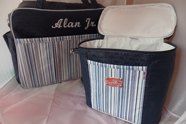 bolsa frasqueira termica personalizada