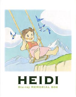 Capitulos de: Heidi
