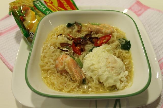 Mee Maggi Azie Kitchen