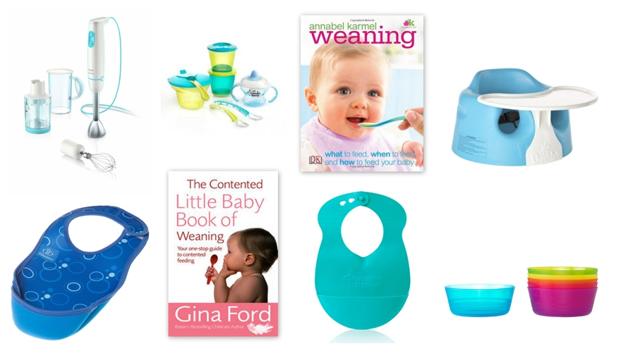 Contented Little Baby Book Of Weaning border=