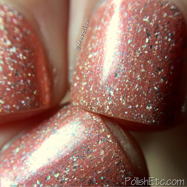 KBShimmer - Summer Vacation Collection - McPolish - Sandy Beaches