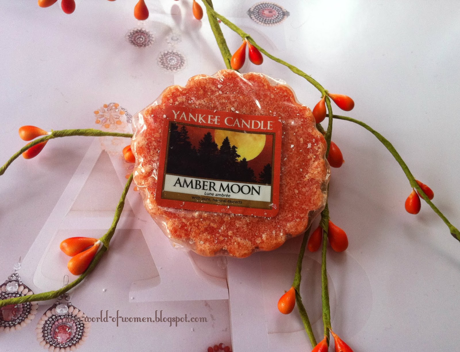 Amber Moon od Yankee Candle