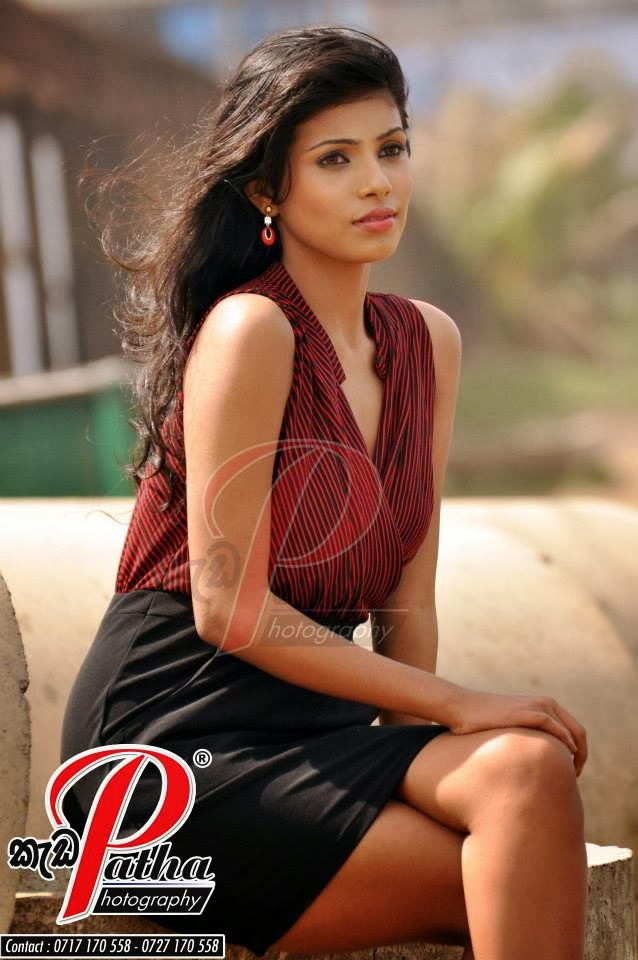 Tanasha Hathurusinghe New Photo Gallery