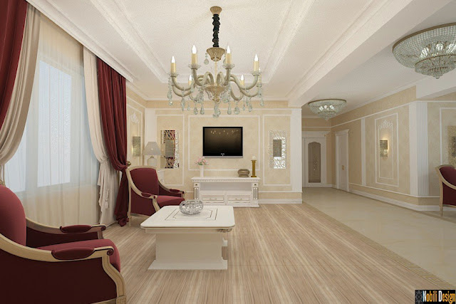 Designer de interior - Gabriela Nechifor ~ Birou arhitectura Constanta