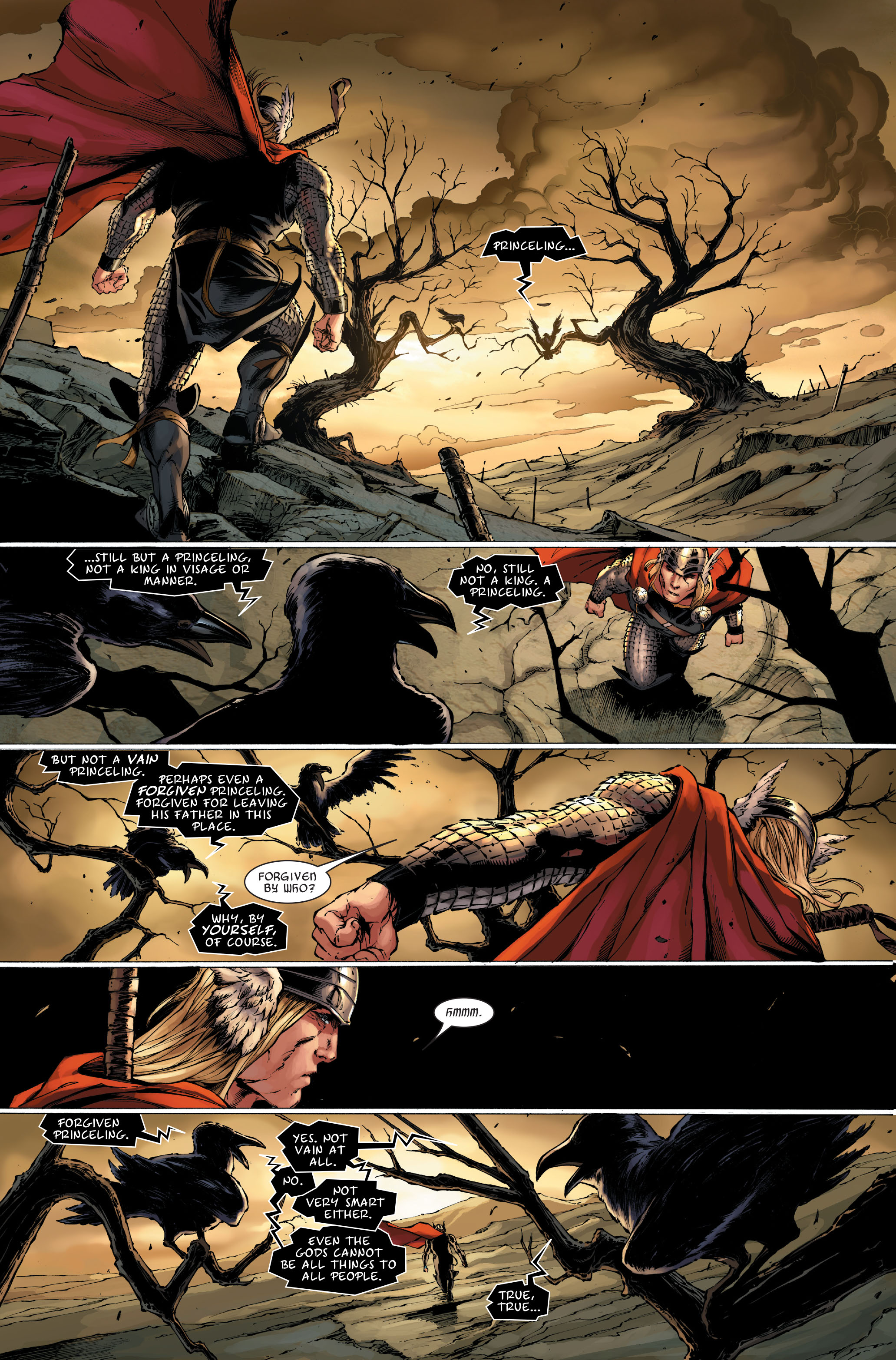 Thor (2007) Issue #8 #8 - English 22