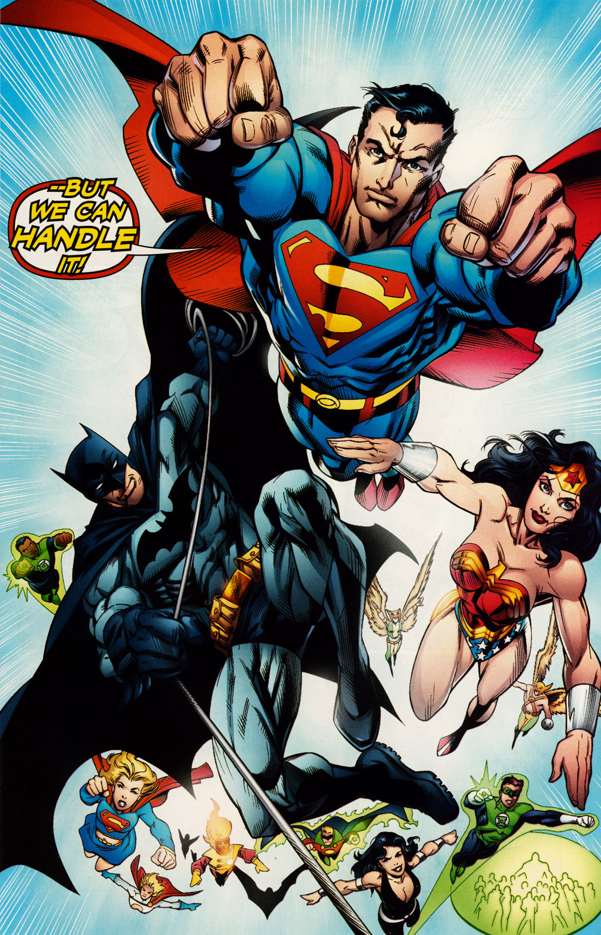 Read online Trinity (2008) comic -  Issue #52 - 30