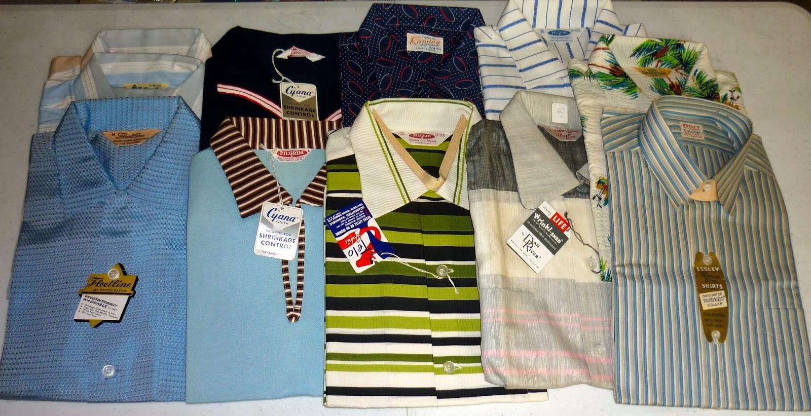 Real Vintage Clothing: Men's Vintage Clothing