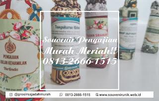 Souvenir Pengajian Murah Meriah | +62 813-2666-1515