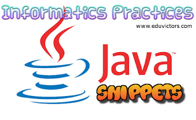 CBSE Class 12/ 11 - Informatics Practices - Java Practical Snippet-1 - Leap Year Testing (#cbseNotes)