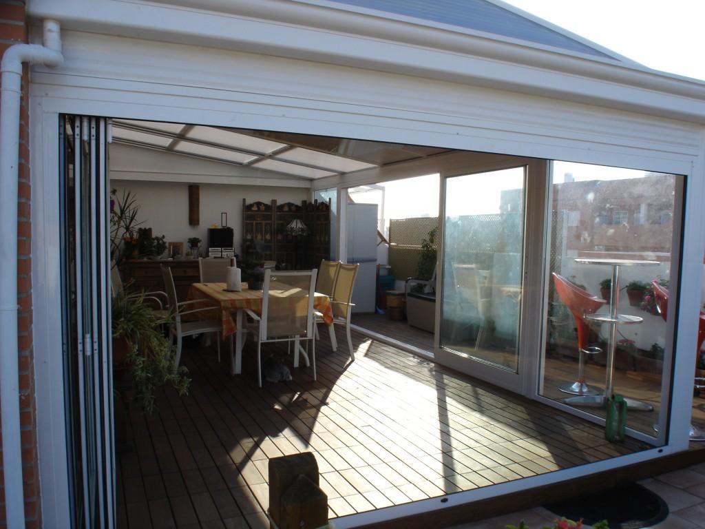 Instalaci n de cerramientos de terrazas ventanas pvc for Ventanas pvc mallorca