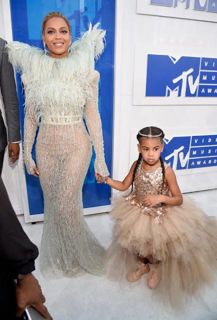 Beyoncé ve Ivy MTV video müzik ödül töreni 2016