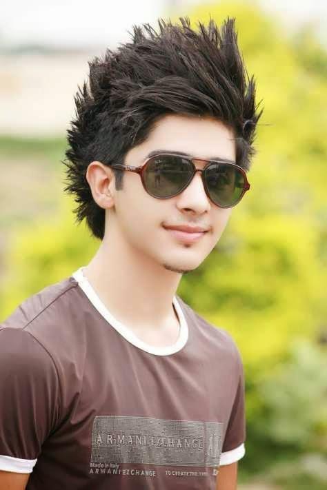 hair style for indian boys - photo #16