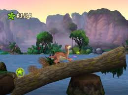 Free Download Land Before Time The Big Water Adventure PS1 For PC Full Version - ZGASPC