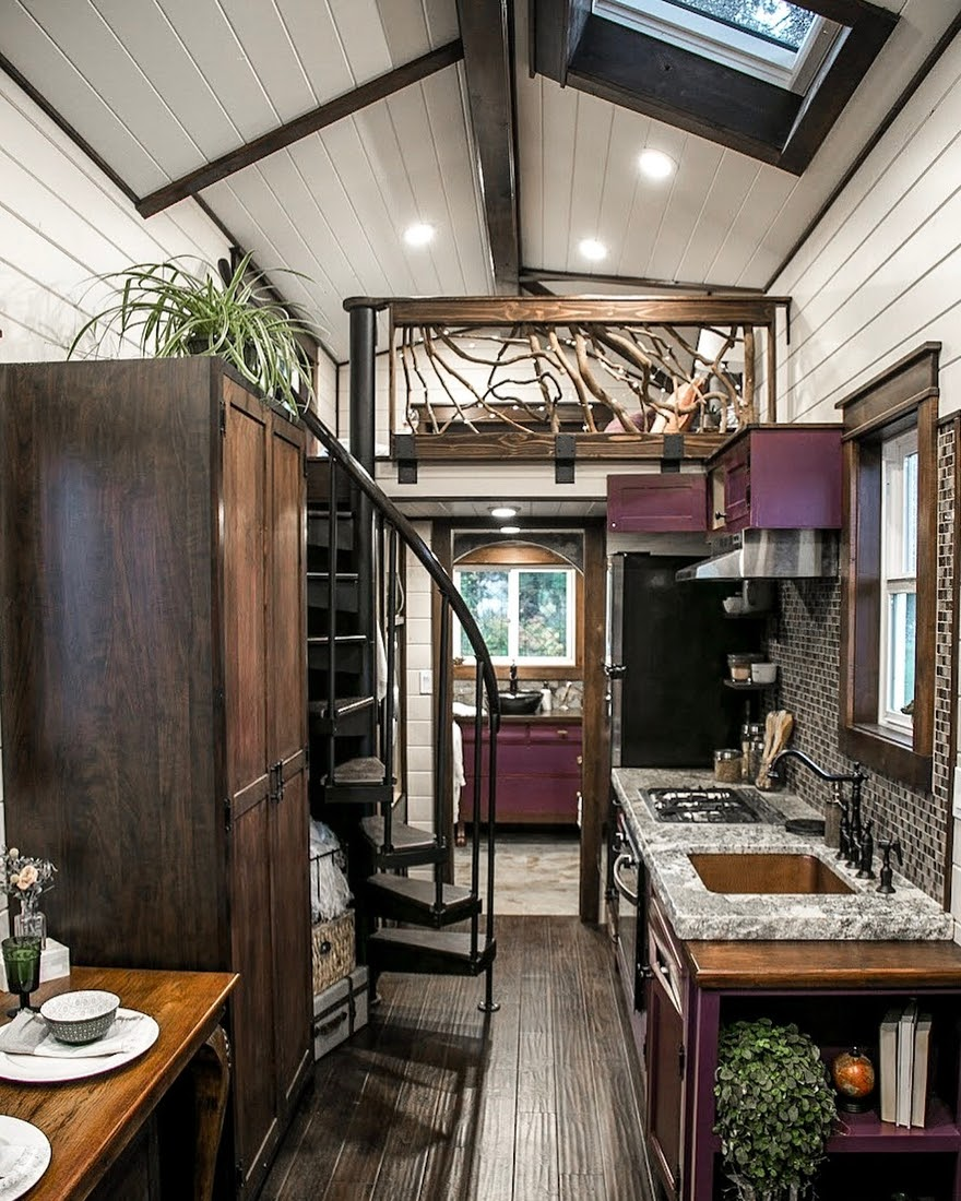 01-Kitchen-Spiral-Staircase-Bathroom-Tiny-Heirloom-Tudor-Style-Tiny-House-on-Wheels-www-designstack-co