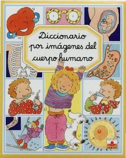 Diccionario del cuerpo humano para niños