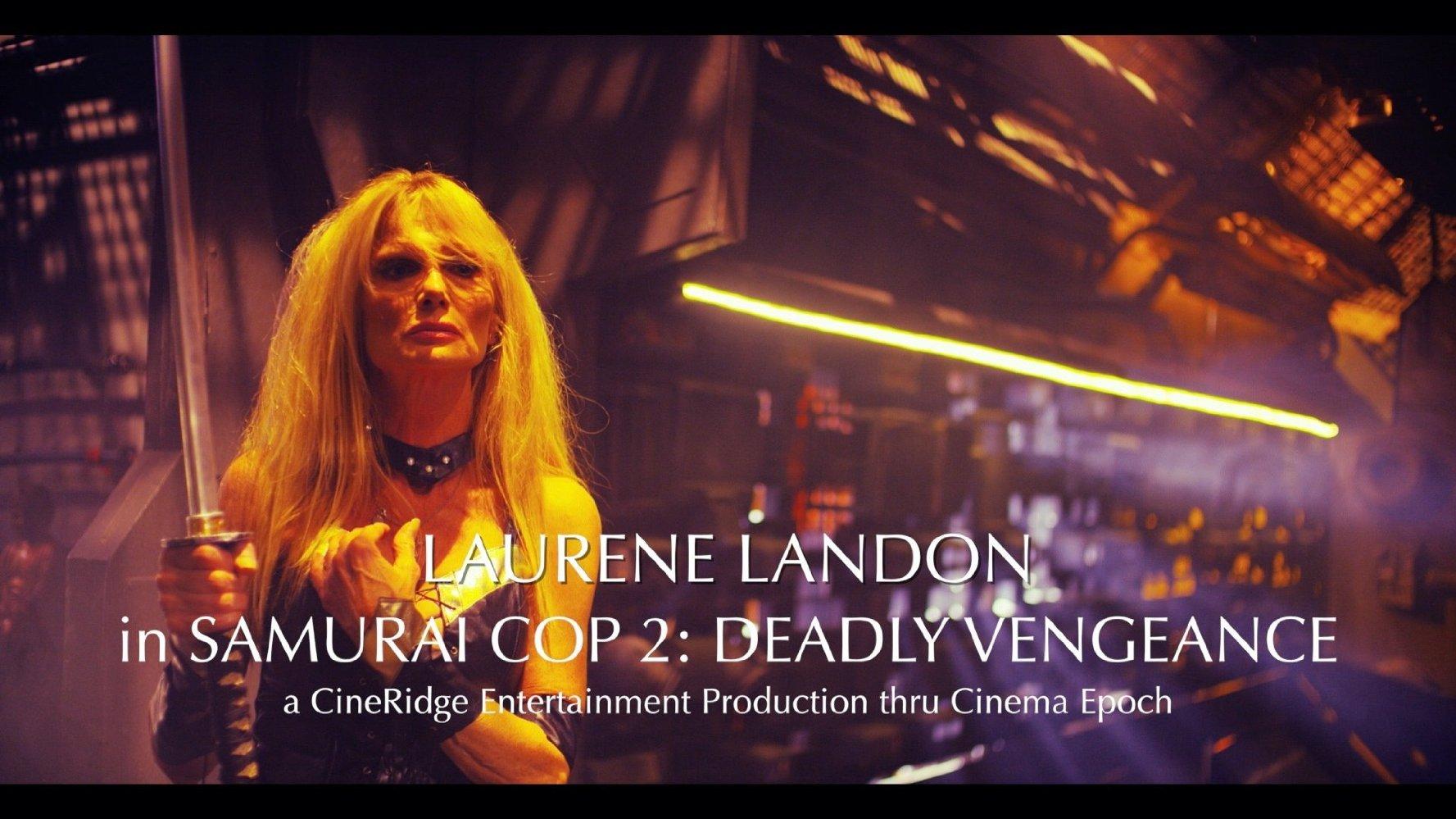 Laurene Landon