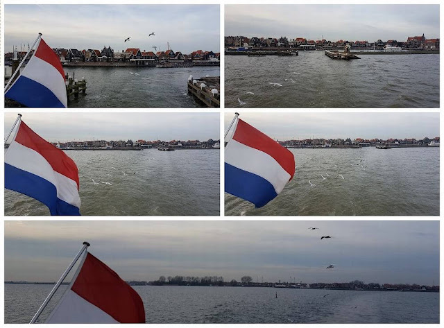ferry volendam marken