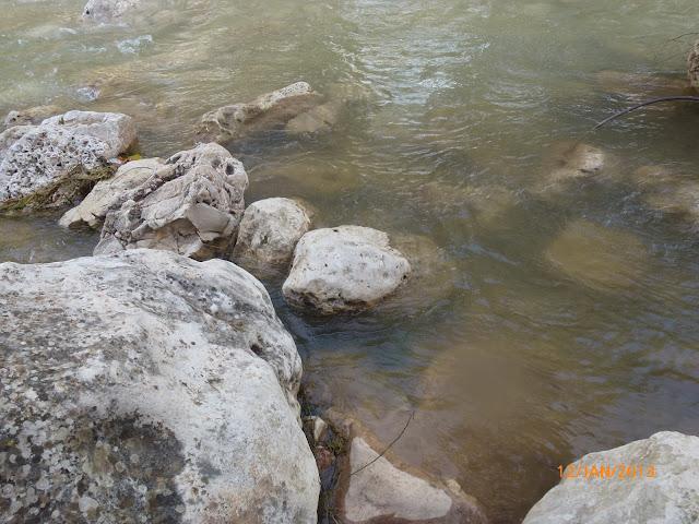 בולדרים בנחל מודיעים