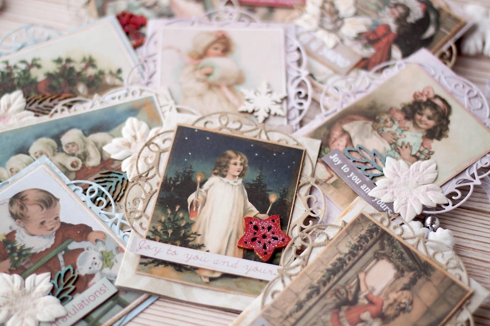 Много открытками