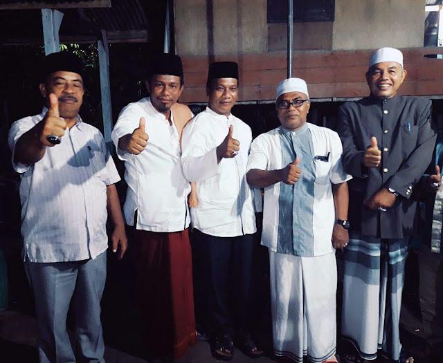 "Pimpinan Dayah Durraatul Hidayah Bireuen Dukung Pasangan ""Harus Jadi"""