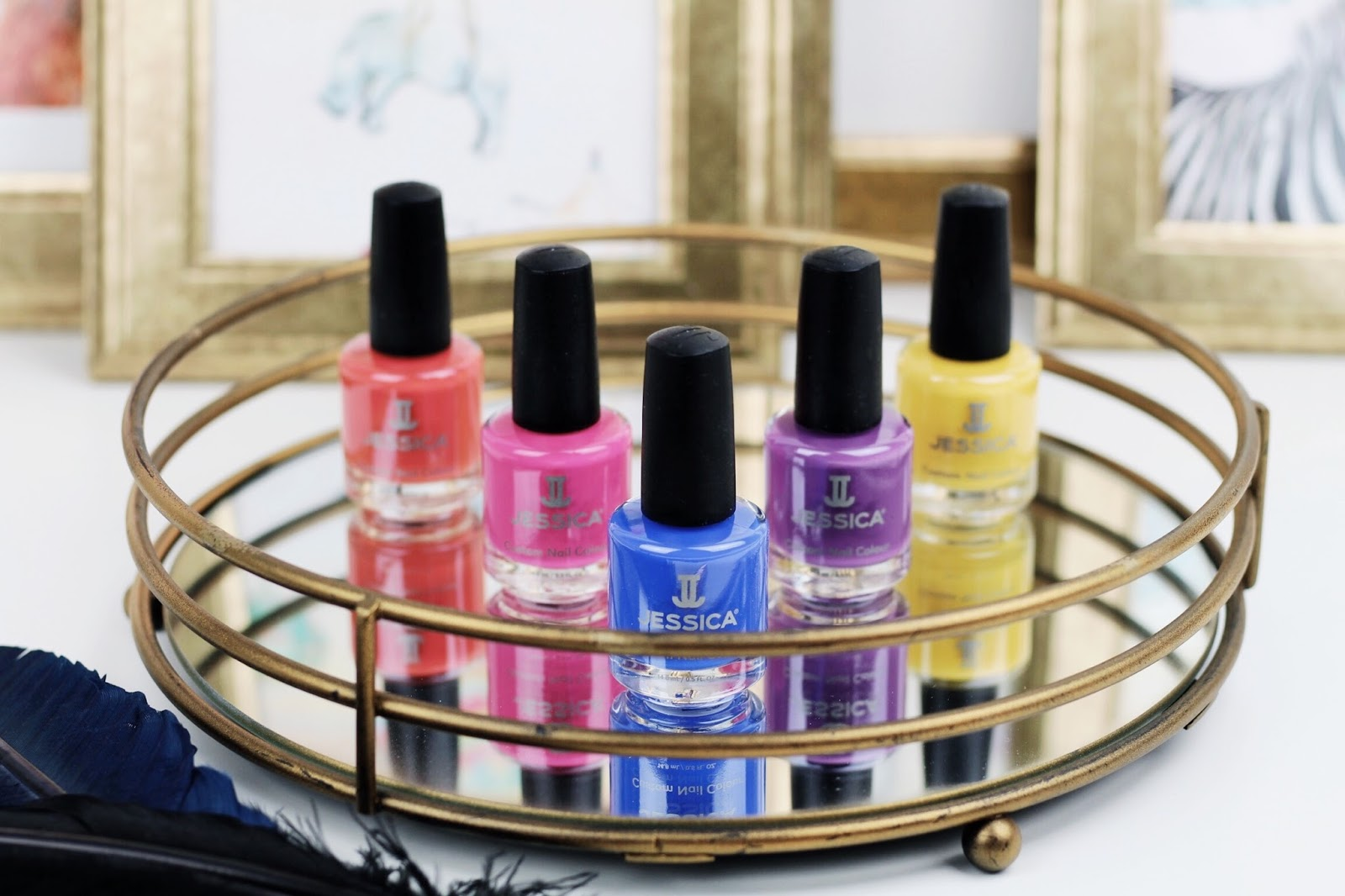 Jessica Nails Prime Collection Blog Review